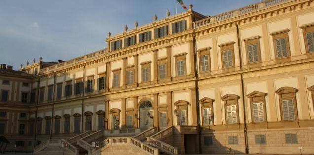 Monza Royal Palace