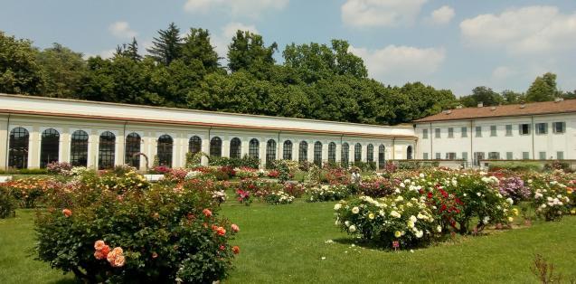 Serrone (o Orangerie)