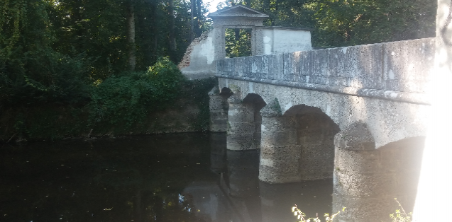 Neoclassical Bridge (or Stone Bridge)