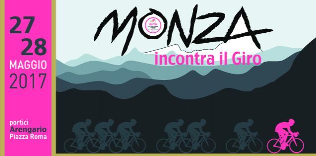 Monza incontra il giro d'italia