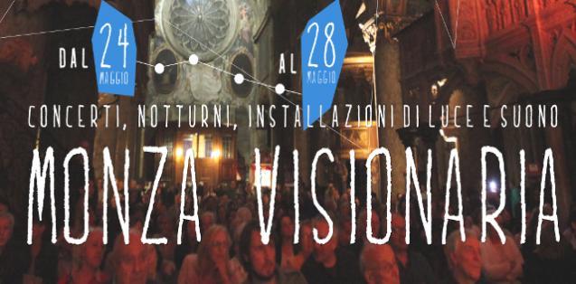 Monza visionaria Manifesto