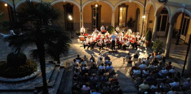 musica nei chiostri monza jazz tango swing canzone italiana orchestra